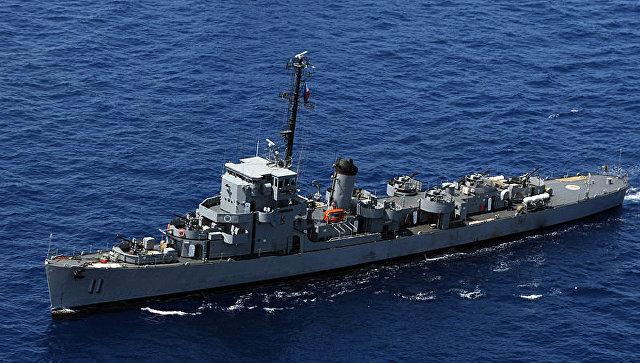 Американский корабль BRP Rajah Humabon (PS-11)