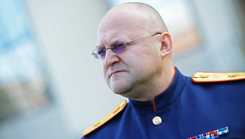 Задержан экс-глава Следственного комитета по Москве