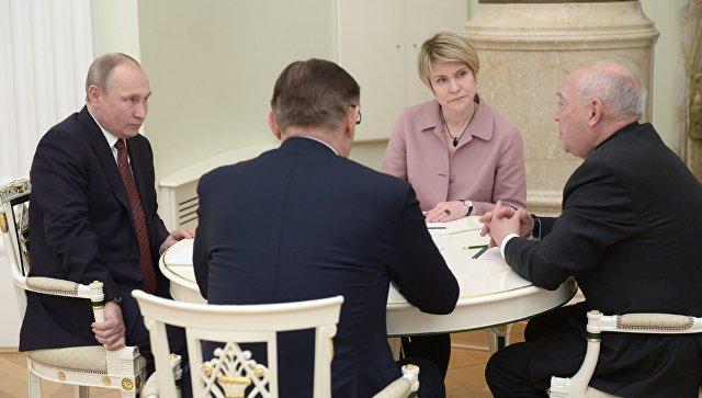 Путин назвал цель нового президентского срока