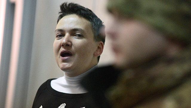 В России Савченко даже приносили цветы в камеру, заявили в ОНК