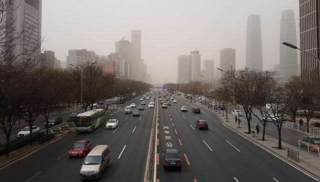 Пекин, Китай. Архивное фото
