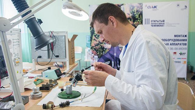 ОАК открывает центр обучения по стандартам WorldSkills на Дальнем Востоке
