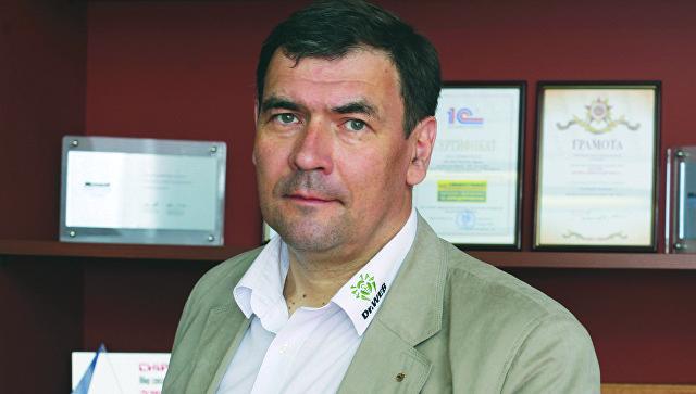 Генеральный директор антивирусной компании Доктор Веб Борис Шаров