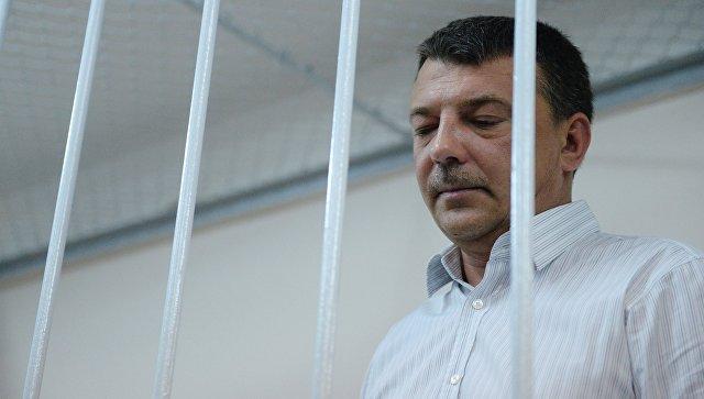 Михаил Максименко, обвиняемый в получении взятки в особо крупном размере. Архивное фото