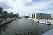 Правительственный квартал в Берлине