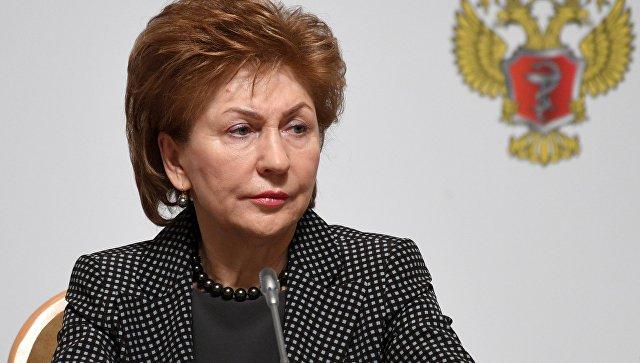 Заместитель председателя Совета Федерации РФ Галина Карелова. Архивное фото