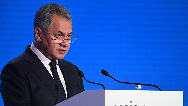 Шойгу назвал американскую систему ПРО дестабилизирующим фактором