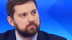 Руководитель Федерального агентства по делам национальностей Игорь Баринов. Архивное фото