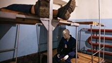 Манекены в помещение для укрываемых бомбоубежища