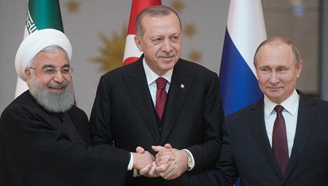 Путин рассказал о попытках загубить процесс сирийского урегулирования