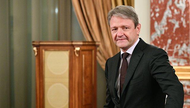 Министр сельского хозяйства РФ Александр Ткачёв