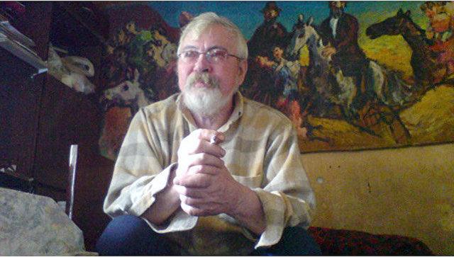 Скончался старейший живописец изобъединения «Митьки» Владимир Яшке