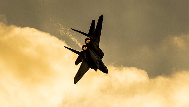 Израильский истребитель. Архивное фото