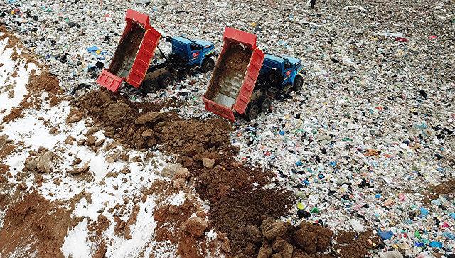 Завод по переработке отходов в Волоколамске планируют создать за полгода