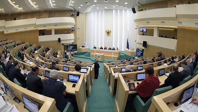 Комитет Совфеда пообороне поддержал законодательный проект оконтрсанкциях