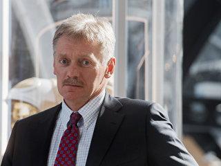 Заместитель руководителя администрации президента РФ Дмитрий Песков. Архивное фото