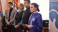 Сусанна Мавлюдова – волонтер Победы из Феодосии