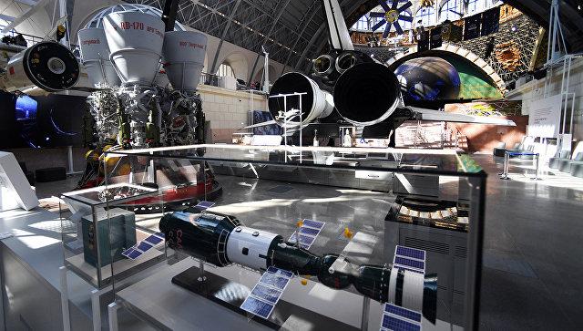 В центре Космонавтика и авиация, созданного на базе отреставрированного павильона Космос на ВДНХ
