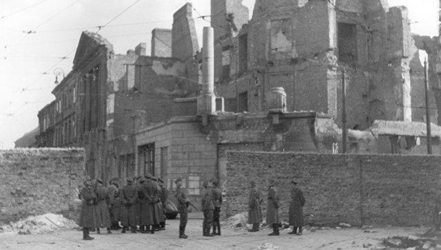 Польша отмечает 75 лет содня Восстания вВаршавском гетто