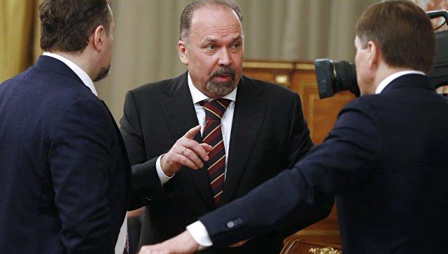 Премьер-министр РФ Д. Медведев провел заседание правительства РФ