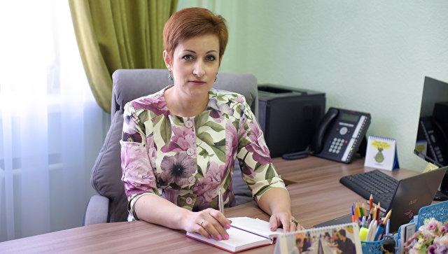И.о. проректора по учебной работе и непрерывному образованию Донского государственного технического университета Светлана Пономарева