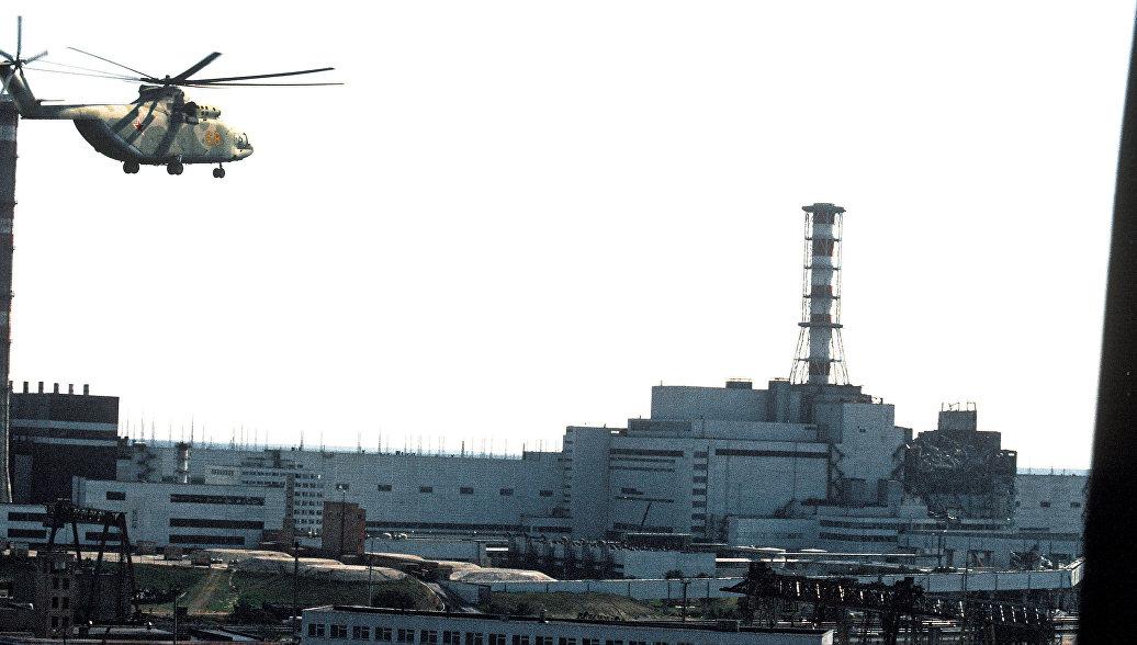 Чернобыль: неофициальная версия катастрофы