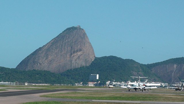 Аэропорт в Рио-де-Жанейро. Архивное фото