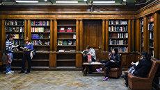 Библиотека. Архивное фото