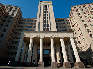 Харьковский национальный университет имени Каразина. Архивное фото