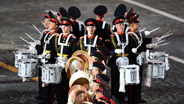 Оркестр суворовцев из Москвы впервые даст два концерта в Сингапуре