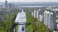 Вид на канал имени Москвы. Архивное фото