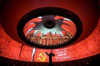 Премьера 3D-инсталляции Дорога к Победе
