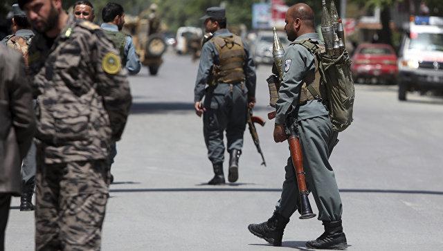 В Афганистане уточнили число погибших при взрыве в учебном заведении