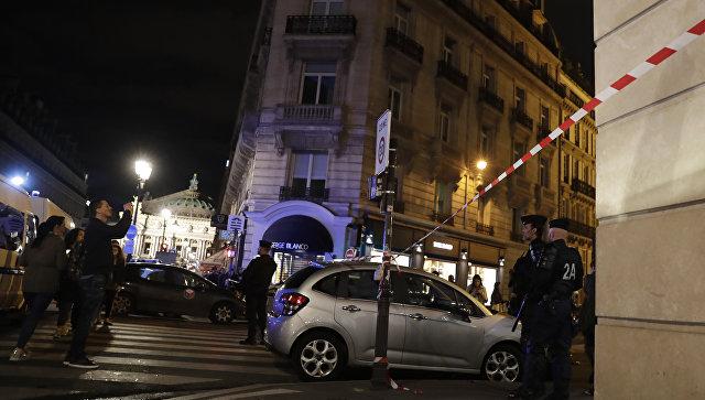 Напавший напрохожих встолице франции  был выходцем изЧечни
