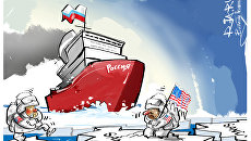 В Арктику без ледокола