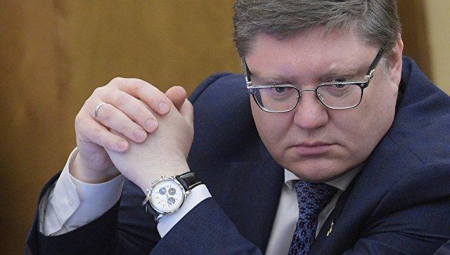 Член комитета Государственной Думы по бюджету и налогам Андрей Исаев. Архивное фото