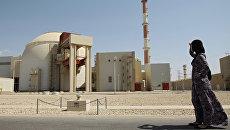 Атомная электростанция Бушер в Иране, архивное фото