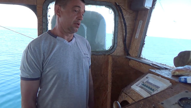 ФСБ возбудила дело онезаконном вылове против капитана украинского судна
