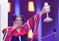 Победительница международного конкурса Евровидение-2018 певица Нетта Барзилай из Израиля