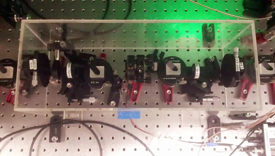 Физики создали квантовый барабан по принципу кота Шредингера