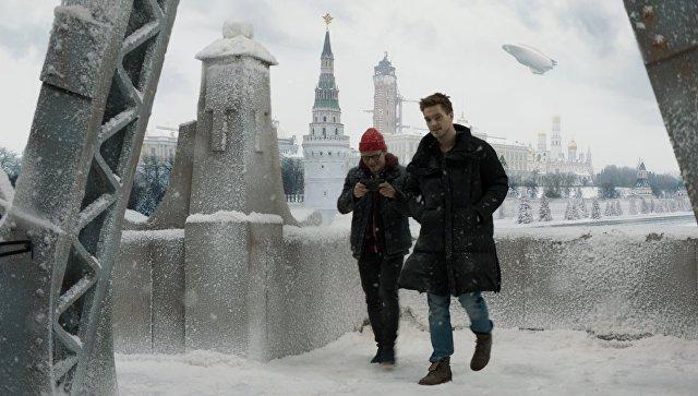 Кадр из фильма Черновик