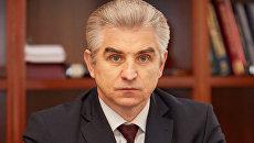Генеральный директор АО Российские космические системы Андрей Тюлин
