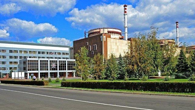 Балаковская АЭС. Архивное фото