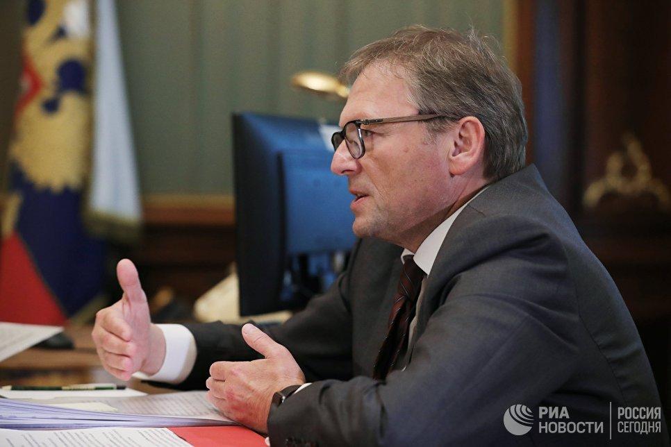 Уполномоченный при президенте РФ по защите прав предпринимателей Борис Титов
