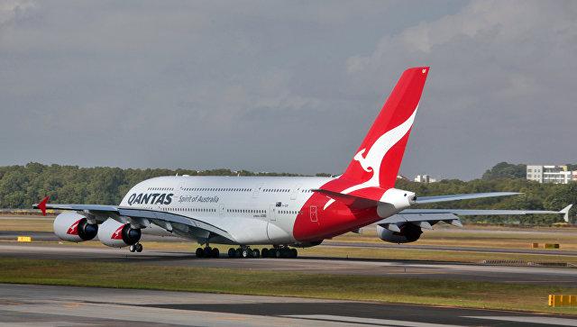 В Новой Зеландии экстренно сел пассажирский самолет