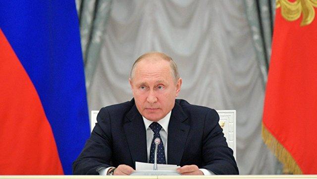 Путин призвал правительство применять новые подходы управления