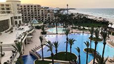 Отель Movenpick в городе Сус, Тунис