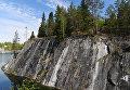 Горный парк Рускеала, Карелия