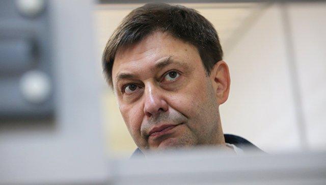 Европейская федерация журналистов назвала арест Вышинского неправомерным