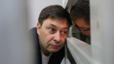 Кирилл Вышинский. Архивное фото